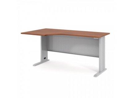 Ergonomický stůl Impress 160 x 90 cm, levý / Javor