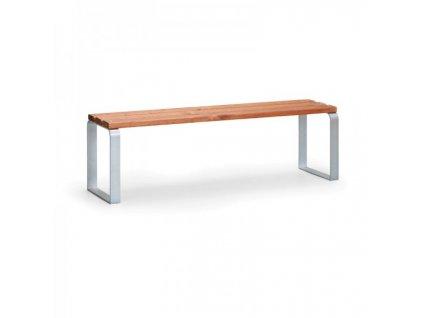 Venkovní lavice Mezzo - 1,5 m
