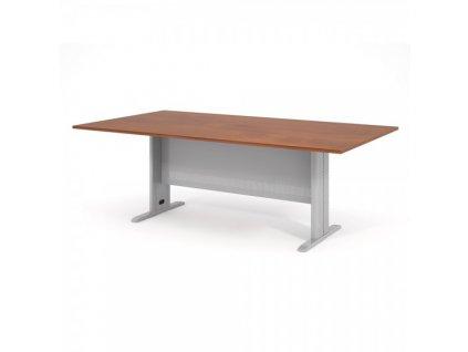 Konferenční stůl Impress 220 x 120 cm / Tmavý ořech