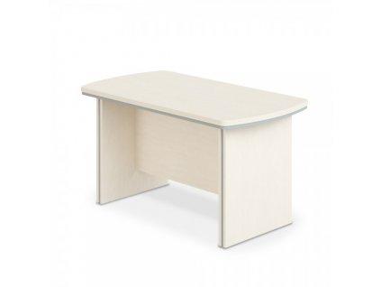 Jednací stůl Manager LUX 130 x 70 cm / Bříza