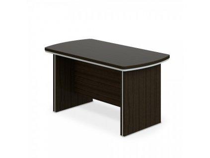 Jednací stůl Manager LUX 130 x 70 cm / Wenge