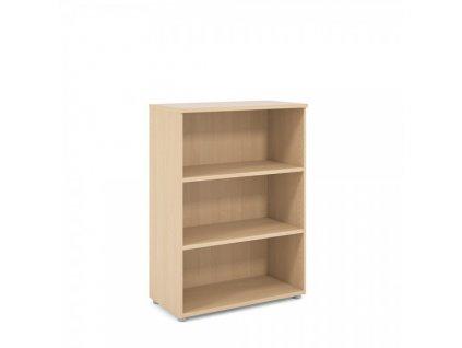 Střední skříň Praktik 80 x 40 x 111,7 cm / Javor