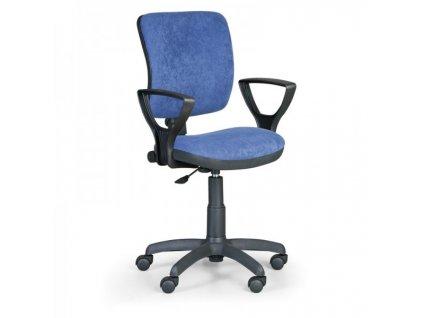 Pracovní židle Milano II s područkami