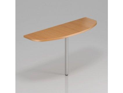 Zakončovací prvek Visio 50 x 141,8 cm - výprodej / Buk