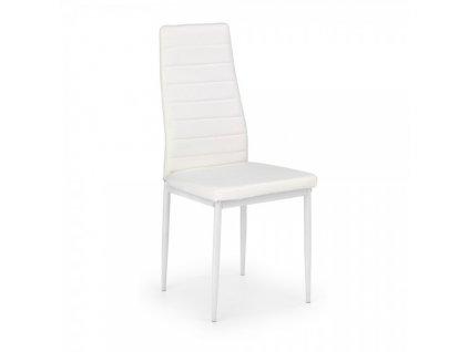 Jídelní židle Salma / bílá