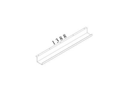 Kabelové vedení Lineart 138,8 cm