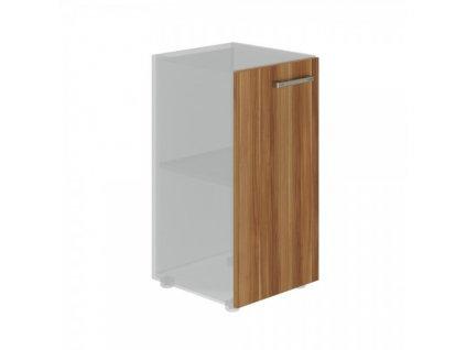 Dveře na skříň TopOffice 39,9 x 40,4 x 80 cm, levé / Merano