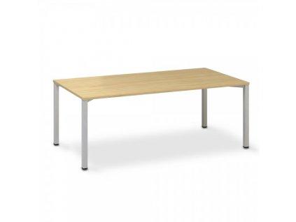Jednací stůl ProOffice 200 x 100 cm / Hruška