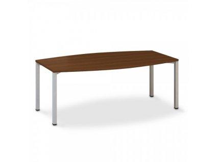 Jednací stůl ProOffice 200 x 110 cm / Ořech
