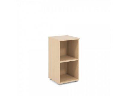 Nízká skříň Praktik 40 x 40 x 76,5 cm / Javor