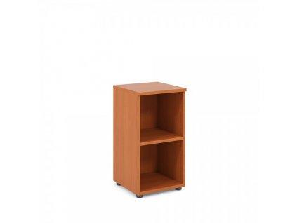 Nízká skříň Praktik 40 x 40 x 76,5 cm / Hruška
