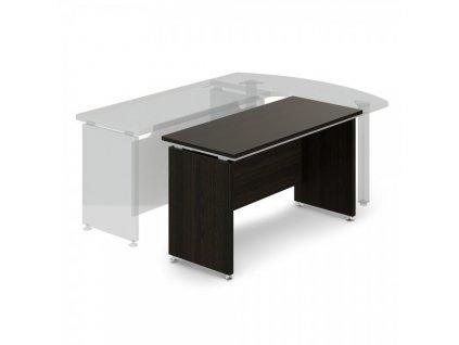 Jednací stůl TopOffice 135 x 60 cm / Wenge