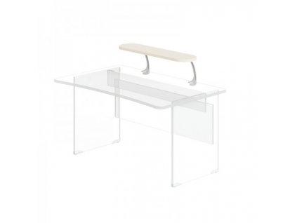 Police na stoly Manager 120 x 30 cm / Bříza