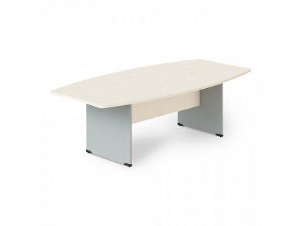 Konferenční stůl Manager 240 x 120 cm / Bříza