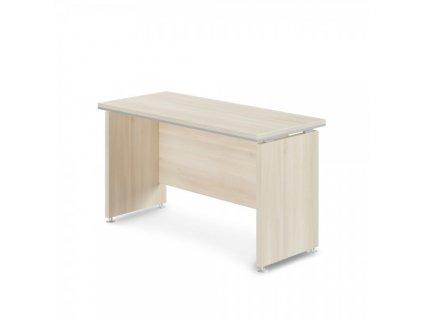 Jednací stůl TopOffice Premium 135 x 60 cm / Světlá akát
