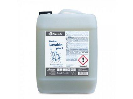 Prostředek na podlahy Merida Lavabin Plus, 10 l