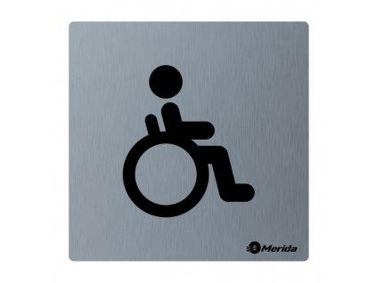 Piktogram Merida Stella - WC invalidé
