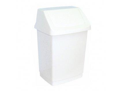 Odpadkový koš s víkem plastový 9 l