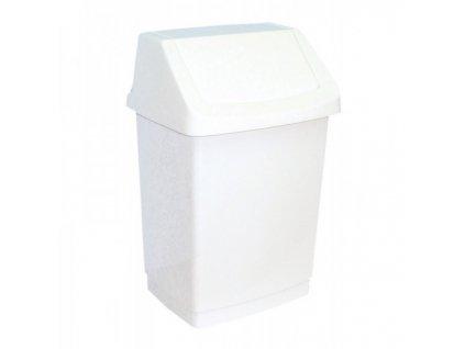 Odpadkový koš s víkem plastový 25 l