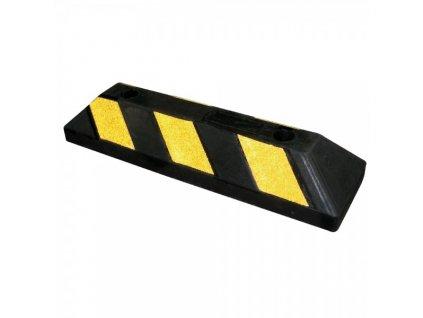 Parkovací doraz gumový 55 cm