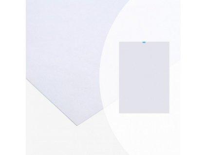 Náhradní ochranná antireflexní UV fólie formát A4