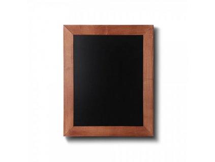 Dřevěná tabule 30 x 40 cm