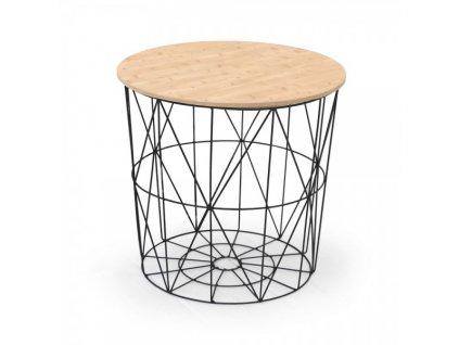 Konferenční stolek Mariffa II / Smrk