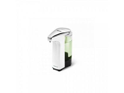 Bezdotykový dávkovač mýdla 237 ml / bílá