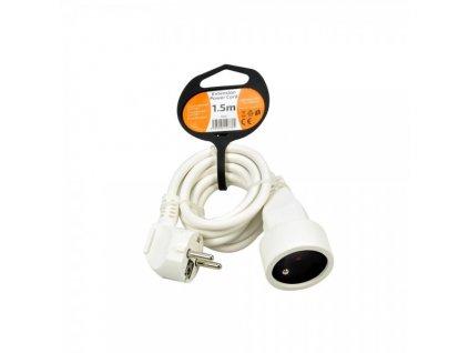 Prodlužovací kabel spojka 1Z - 1,5m