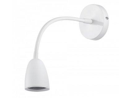 Nástěnná LED lampička stmívatelná 4W / Bílá