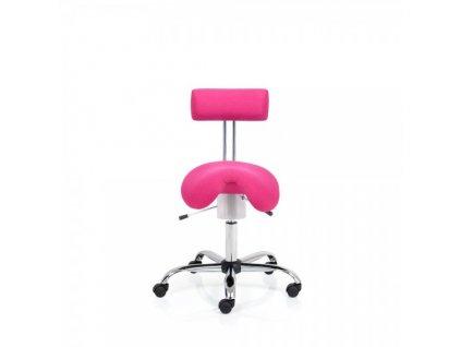 Zdravotní židle Ergo Flex XL / růžová