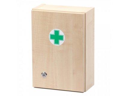 Nástěnná lékárnička s náplní pro 5 osob