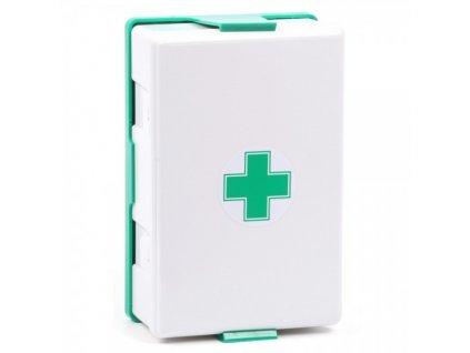 Mobilní nástěnná lékárnička pro 10 osob