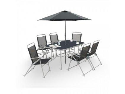 Zahradní stolová sestava Vero - 6 míst