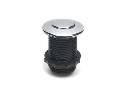 Pneumatické tlačítko s hadičkou k drtičům odpadu EcoMaster