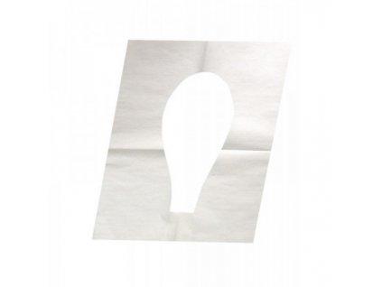 Papírové hygienické podložky 100 ks/bal