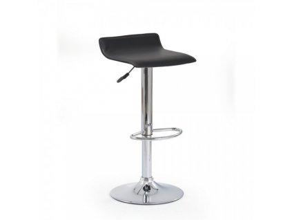 Barová židle Spring / černá