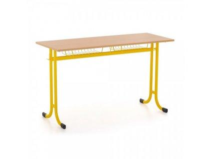 Školní lavice Denis - vel. 2