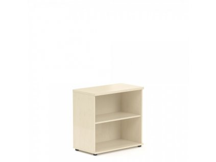 Nízká skříň Visio 80 x 38,5 x 76 cm / Javor