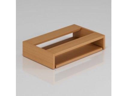 Deska pod stůl pro klávesnici - výprodej / Buk