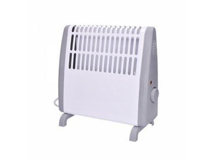 Horkovzdušný konvektor Solight 425 W / bílá
