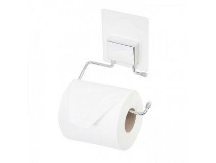 Držák toaletního papíru Compactor / stříbrná
