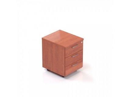 Kontejner Visio 52 x 43 cm - 3 zásuvky - výprodej / Calvados