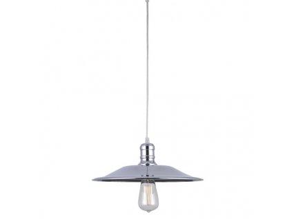 Závěsná lampa Zaria / Nerez