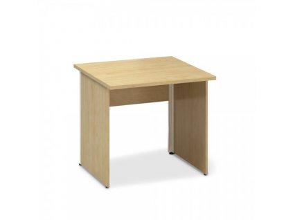 Stůl ProOffice A 80 x 80 cm / Hruška