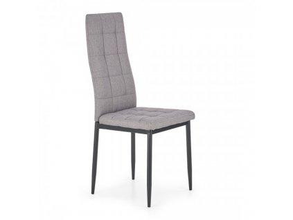 Jídelní židle Havana / šedá