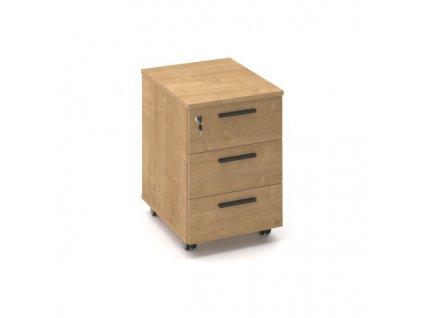 Kontejner ProX 50,4 x 40,8 cm - 3 zásuvky