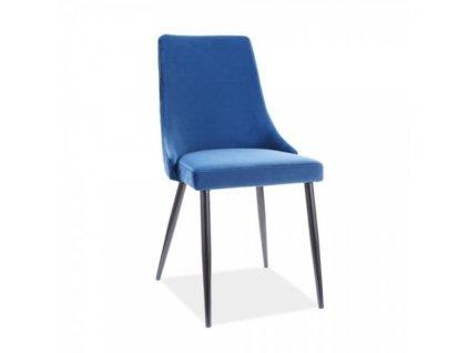 Jídelní židle Piano B Velvet