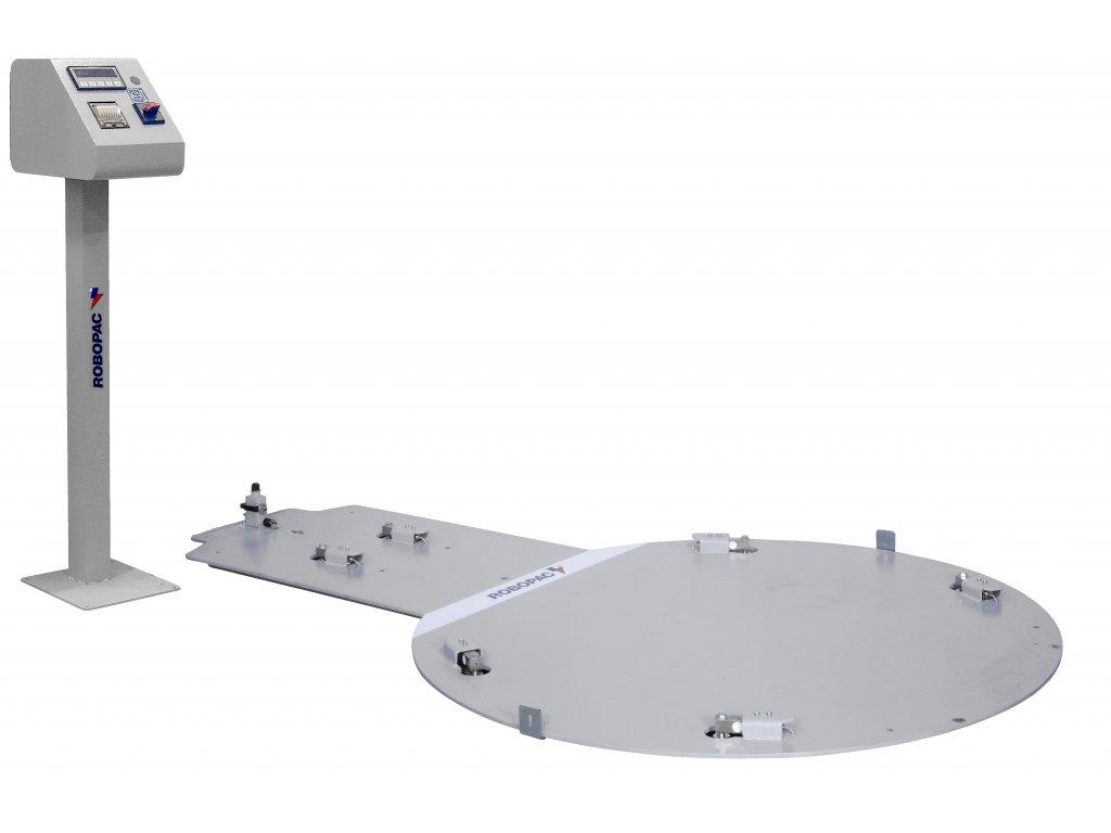 Vážící systém pro ovinovací stroje WEIGHING SYSTEM KIT