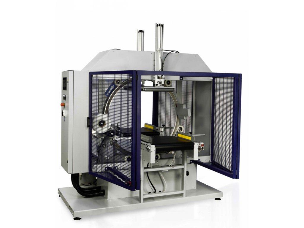 Horizontální ovíječka ORBIT 9 (Ovinovací stroj ORBIT 9-250 - pro šíři stretch fólie 250 mm)